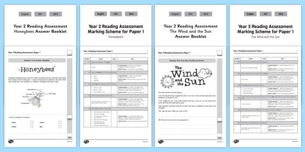 Year 2 Reading Assessment Term 2 Paper 1 - formative, summative, diagnostic, fiction, non-fiction