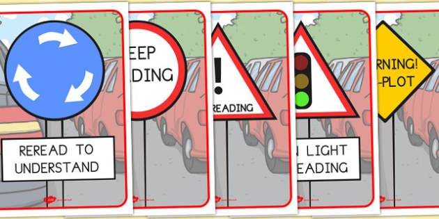Reading Road Signs - australia, reading, road signs, read, signs