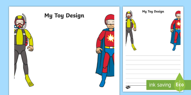 Toy Shop Design Sheet - Toy shop Role Play, toy shop, toy shop resources, toys, till, money, customer, dolls, lego, ben 10, role play, display, poster