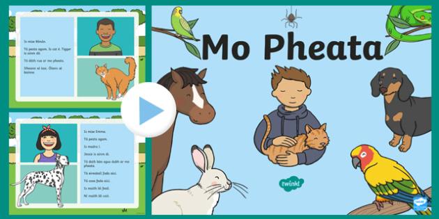 Mo Pheata PowerPoint-Irish