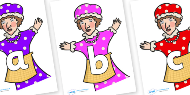 Phoneme Set on Punch & Judy - Phoneme set, phonemes, phoneme, Letters and Sounds, DfES, display, Phase 1, Phase 2, Phase 3, Phase 5, Foundation, Literacy