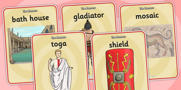 The Romans Display Posters - romans, display, posters, roman