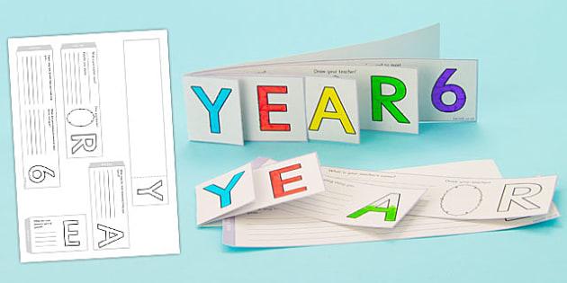 Year 6 Write Up Booklet - year 6, write up, booklet, write, up