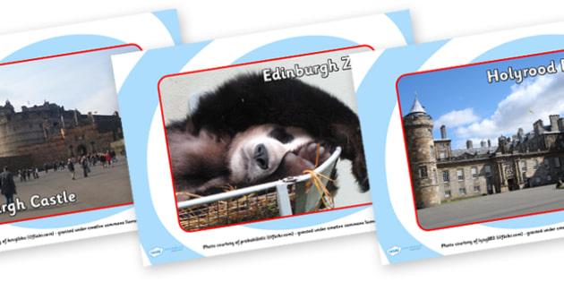 Edinburgh Tourist Attraction Posters - edinburgh, tourist attraction, posters, edinburgh posters, edinburgh tourist attraction, tourist information
