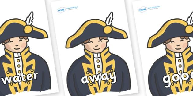 Next 200 Common Words on Admirals - Next 200 Common Words on  - DfES Letters and Sounds, Letters and Sounds, Letters and sounds words, Common words, 200 common words