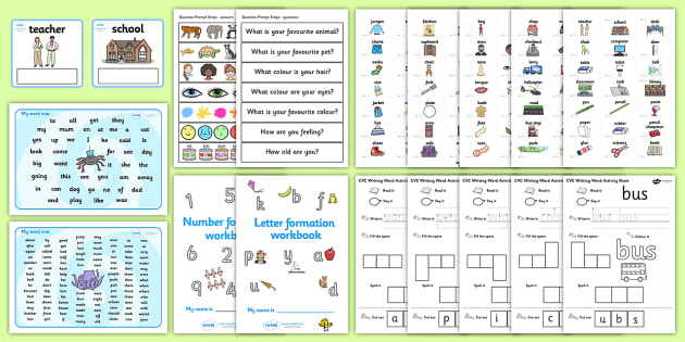 EAL Intervention Pack - language, foreign langauge, language pack