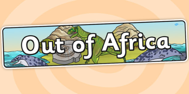 Out Of Africa IPC Topic Display Banner - header, display, ipc