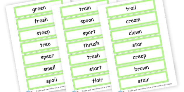 Phase 4 ccv and ccvc (graphemes) - CVC Words Primary Resources, CVC, consonant, vowel, CVC word