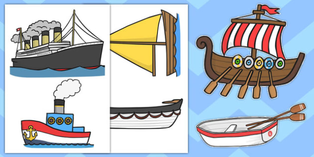 Boat Display Cut Outs - boat, display, cut outs, cut, outs, transport