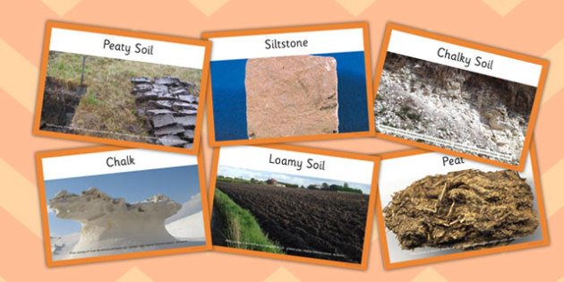 Rocks and Soils Matching Cards - rocks, soils, matching, cards, match