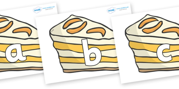 Phoneme Set on Peach Desserts to Support Teaching on The Lighthouse Keeper's Lunch - Phoneme set, phonemes, phoneme, Letters and Sounds, DfES, display, Phase 1, Phase 2, Phase 3, Phase 5, Foundation, Literacy