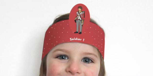 Stone Soup Role Play Headband - stone soup, role-play, headband