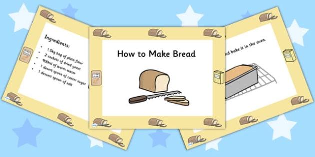 Bread Recipe PowerPoint - bread recipe, recipes, powerpoint, bread powerpoint, recipe powerpoint, bread recipe powerpoint, bread recipes, bread