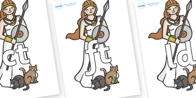 Final Letter Blends on Viking - Final Letters, final letter, letter blend, letter blends, consonant, consonants, digraph, trigraph, literacy, alphabet, letters, foundation stage literacy