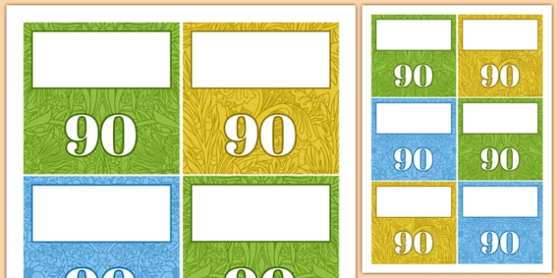 90th Birthday Party Place Names - 90th birthday party, 90th birthday, birthday party, place names