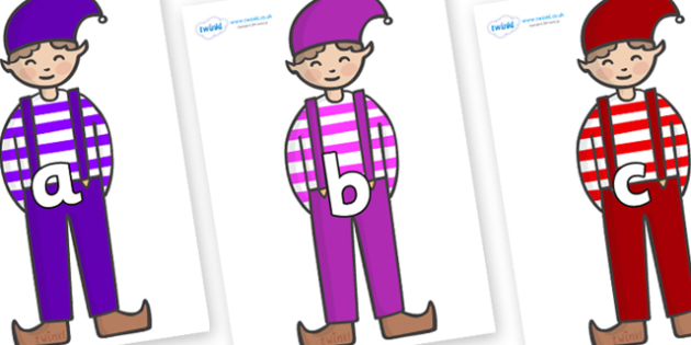 Phase 2 Phonemes on Elf (Boy) - Phonemes, phoneme, Phase 2, Phase two, Foundation, Literacy, Letters and Sounds, DfES, display