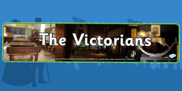 The Victorians Photo Display Banner - victorians, photo display banner, display banner, display, banner, photo banner, header, display header, photo header