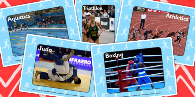 The Commonwealth Games Sports Events Display Photos - sports