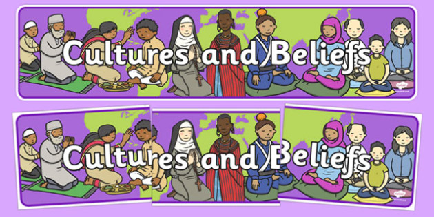 Cultures And Beliefs Display Banner - cultures and beliefs display banner, cultures, culture, different, display, banner, sign, poster, beliefs, countries, world