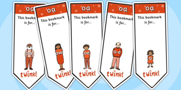 oa Sound Family Editable Bookmarks - oa sound family, editable bookmarks, bookmarks, editable, behaviour management, classroom management, rewards, awards