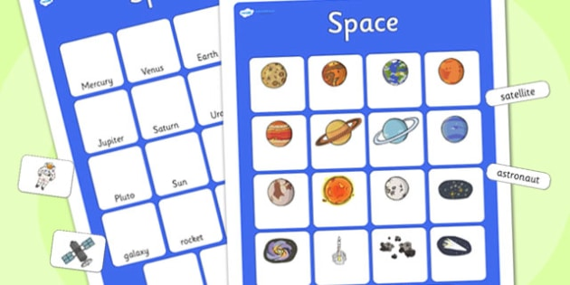 Space Vocabulary Matching Mat - space, vocabulary, matching mat, word mat, vocabulary mat, vocab mat, keyword, key word mat, space vocabulary, vocab