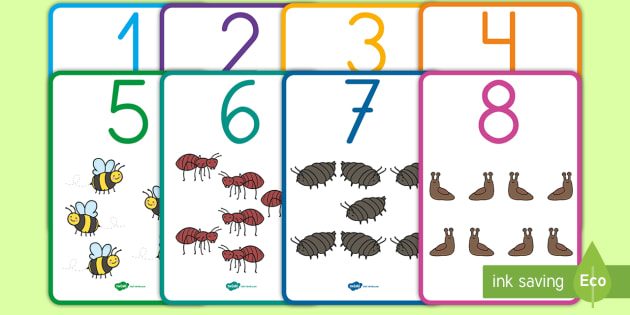 Números de exposición: Bichos - Bichos, insectos, exposicón, exponer, decoración, decorar