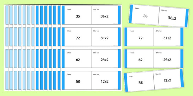 KS2 Mixed 2, 5 and 10 Times Tables Loop Cards Pack Up to 100 - mixed, 2, 5, 10, times tables, loop cards, pack, 100, activity, loop, cards