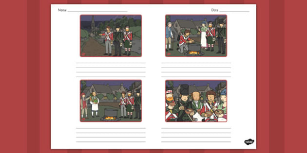 Stone Soup Storyboard Template - stone soup, storyboard, template