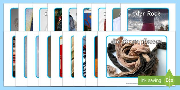 Clothing Display Photos - Clothes, Clothing, German, Kleider