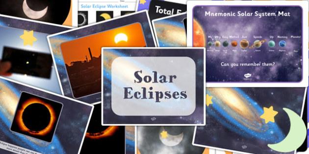Solar Eclipse Resource Pack - Solar, Eclipse, Pack, Moon, Lunar