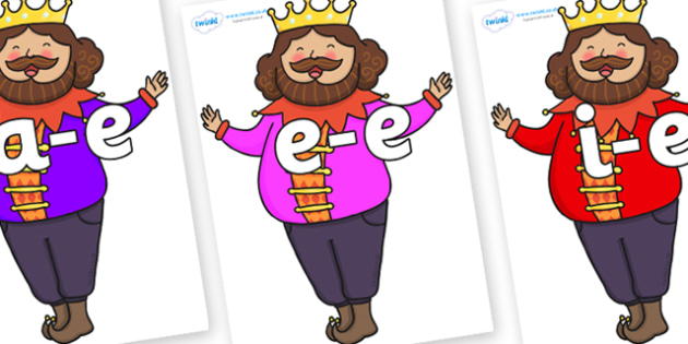 Modifying E Letters on The Emperors New Clothes Emperor - Modifying E, letters, modify, Phase 5, Phase five, alternative spellings for phonemes, DfES letters and Sounds