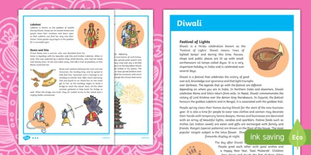 Diwali Fact File