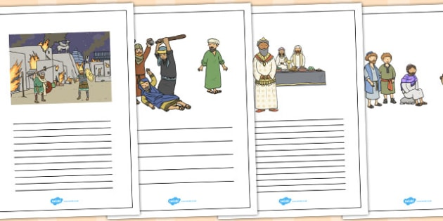 The Wedding Feast Writing Frames - parables, wedding feast, feast