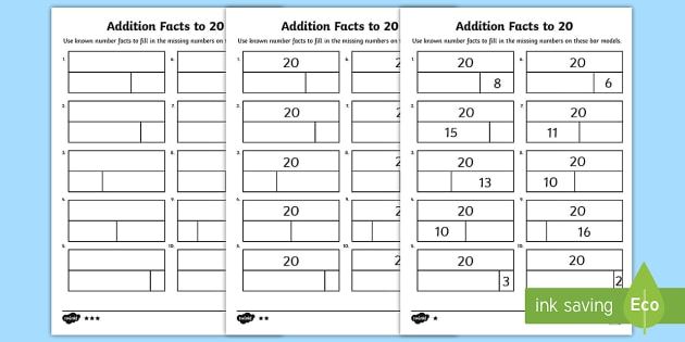... Sheets - KS1 Maths, addition facts, number facts, counting,Worksheets