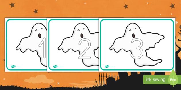 1-31 en fantasmas números de exposición