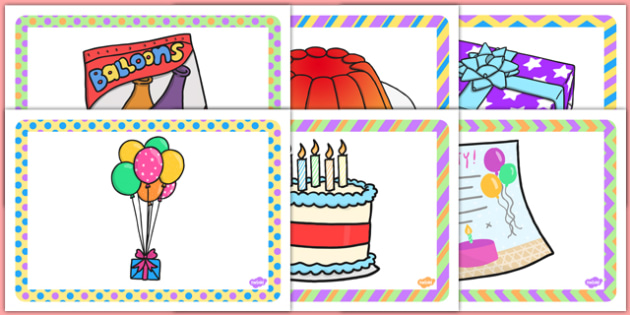 2nd Birthday Party Place Mats - 2nd birthday, 2nd birthday party, birthday party, birthday, party, new parents, place mats