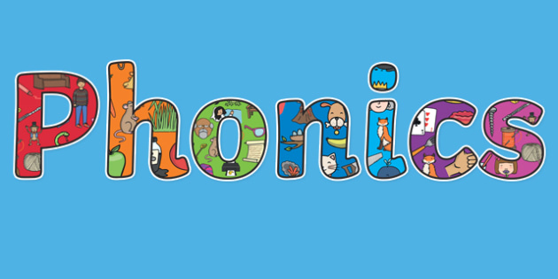 Phonics Display Lettering - letters, letter, displays, phonic