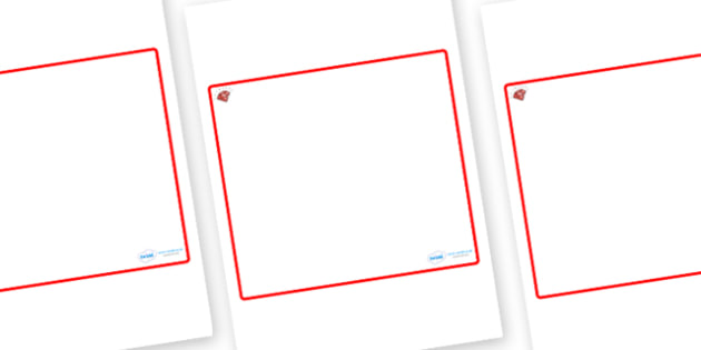 Ruby Red Themed Editable Classroom Area Display Sign - Themed Classroom Area Signs, KS1, Banner, Foundation Stage Area Signs, Classroom labels, Area labels, Area Signs, Classroom Areas, Poster, Display, Areas