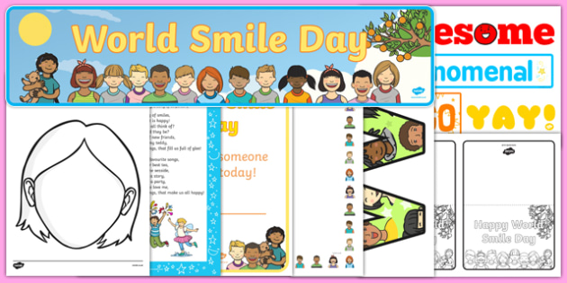 World Smile Day Resource Pack-Australia