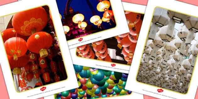 Chinese Lantern Display Photos - display photos, chinese, lantern