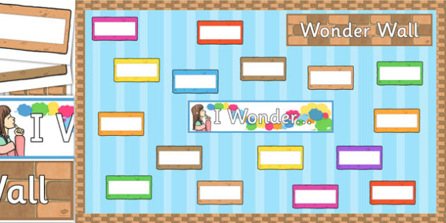 Wonder Wall Display Pack - wonder wall, display pack, display, pack