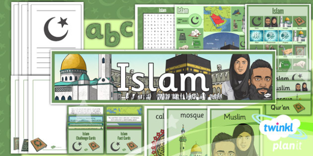 PlanIt - RE Year 3 - Islam Unit Additional Resources - planit, re, religious education, year 3, islam, additional resources