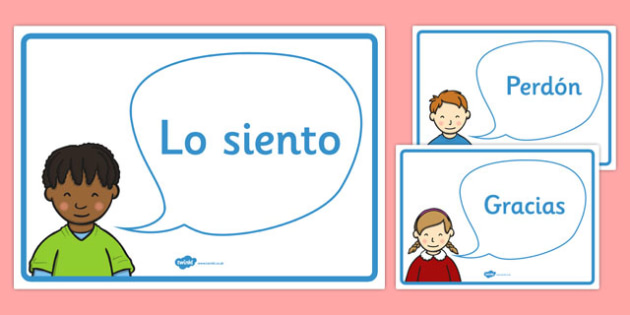 Golden Manners Words Display Posters Spanish - spanish, Good manners, please, thank you, polite, excuse me, pardon, vocabulary, display, poster