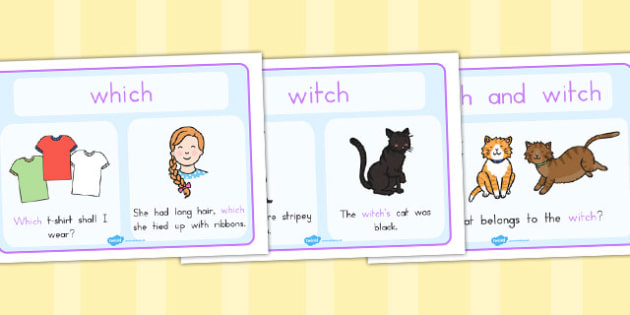 Which Witch Display Posters - australia, display, posters, which