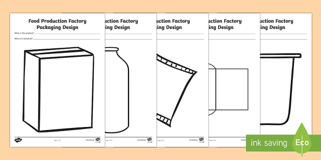 Food and Drink Packaging Design Templates - food and drink themed, packaging design, package design template, food and drink package design template
