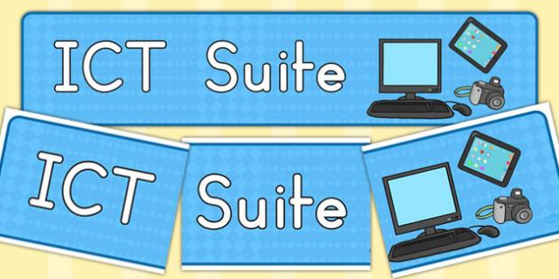 Suite Display Banner - banners, displays, visual, visuals, poster