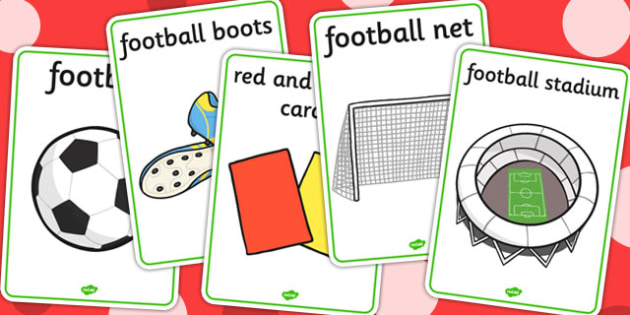 Football Topic Display Posters (A4) - Football, Sport, Topic, Display, Posters, Soccer, Freize, Footballs, world cup
