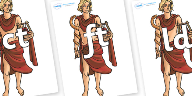 Final Letter Blends on Apollo - Final Letters, final letter, letter blend, letter blends, consonant, consonants, digraph, trigraph, literacy, alphabet, letters, foundation stage literacy