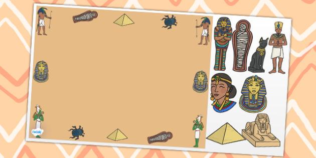 Ancient Egypt Editable PowerPoint Background Template - ancient egypt, editable powerpoint, ancient egypt powerpoint, background template, egypt powerpoint