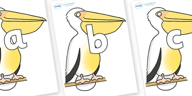 Phoneme Set on Pelican to Support Teaching on The Great Pet Sale - Phoneme set, phonemes, phoneme, Letters and Sounds, DfES, display, Phase 1, Phase 2, Phase 3, Phase 5, Foundation, Literacy